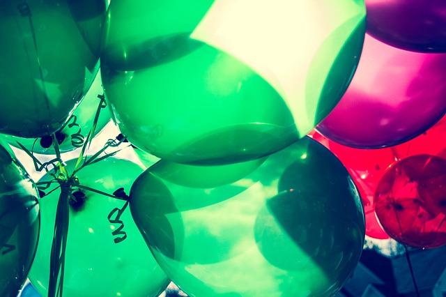 арт-воздушные шары